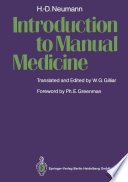 Introduction to Manual Medicine Book