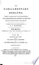 Parliamentary Debates Pdf/ePub eBook