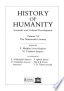 History of Humanity: The nineteenth century