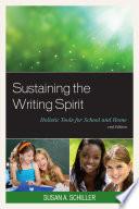 Sustaining the Writing Spirit