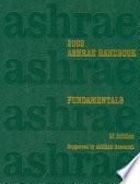 2009 ASHRAE Handbook