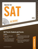Master The SAT   2010