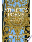 Athlete s Poems Poems of Congenial Sportsmanship