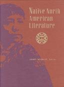 Native North American Literature