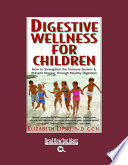 Digestive Wellness for Children Book