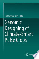 Genomic Designing of Climate Smart Pulse Crops