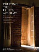 Creating the Ethical Academy Pdf/ePub eBook