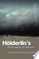 Holderlin s Philosophy of Nature