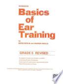 Basics of Ear Training  Grade 5