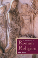 An Introduction to Roman Religion Book