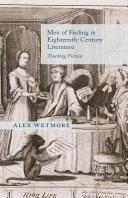 Pdf Men of Feeling in Eighteenth-Century Literature Telecharger