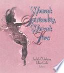 Women S Spirituality Women S Lives