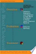 Third Report Of The National Cholesterol Education Program Ncep Expert Panel On Detection Evaluation And Treatment Of High Blood Cholesterol In Adults Adult Treatment Panel Iii Executive Summary  Book PDF
