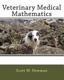 Veterinary Medical Mathematics