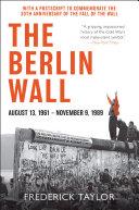 The Berlin Wall [Pdf/ePub] eBook