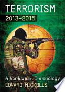 Terrorism  2013  2015 Book PDF
