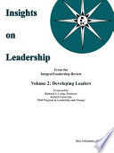Insights on Leadership  Volume 2 Book