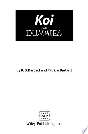 Free Download Koi For Dummies PDF - Writers Club