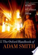 The Oxford Handbook of Adam Smith Book