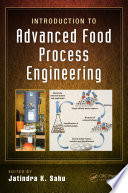 Introduction To Advanced Food Process Engineering Book PDF
