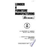 Lumber Furniture Manufacturing