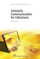 Scholarly Communication for Librarians