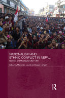 Pdf Nationalism and Ethnic Conflict in Nepal