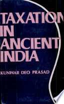 Taxation in Ancient India