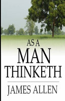 As a Man Thinketh ebook