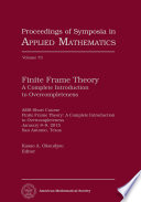 Finite Frame Theory: A Complete Introduction to Overcompleteness