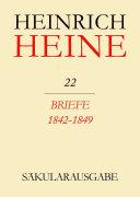 Briefe 1842-1849