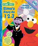 Sesame Street Elmo s Easy as 123 Book and DVD
