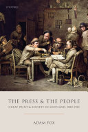 The Press and the People