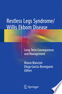 Restless Legs Syndrome Willis Ekbom Disease