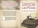 Collected Popular Articles and Lectures