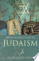 An Introduction To Judaism Book PDF