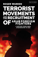 Pdf Terrorist Movements and the Recruitment of Arab Foreign Fighters Telecharger