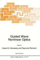 Guided Wave Nonlinear Optics
