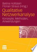 Qualitative Netzwerkanalyse