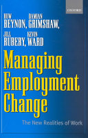 Managing Employment Change