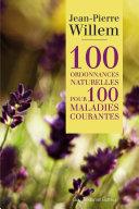 Pdf 100 ordonnances naturelles pour 100 maladies courantes Telecharger