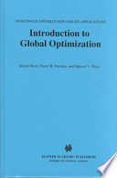 Introduction to Global Optimization Book