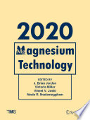 Magnesium Technology 2020 Book