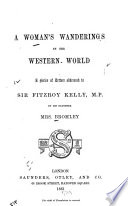 A Woman s Wanderings in the Western World