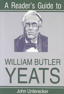 A Reader s Guide to William Butler Yeats