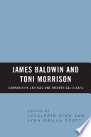 James Baldwin and Toni Morrison  Comparative Critical and Theoretical Essays