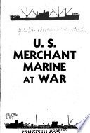U.S. merchant marine at war