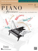 Accelerated Piano Adventures for the Older Beginner Pdf/ePub eBook