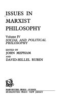Issues in Marxist Philosophy