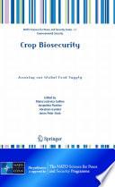 Crop Biosecurity Book PDF